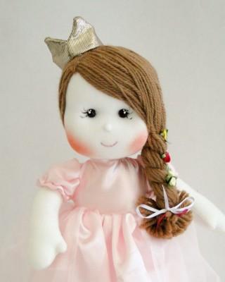 Bonecas de pano inspiram mudança de vida