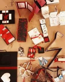 Descubra como é fácil fazer uma série de livros artesanais usando muita criatividade e pouco tempo! (crédito da foto: reprodução Instagram @livrosgabrielairigoyen)