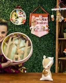 """Fernanda Lacerda anuncia, no Blog Artesanato e Ponto, o trabalho vencedor do concurso """"Minha Arte nos Holofotes""""!"""