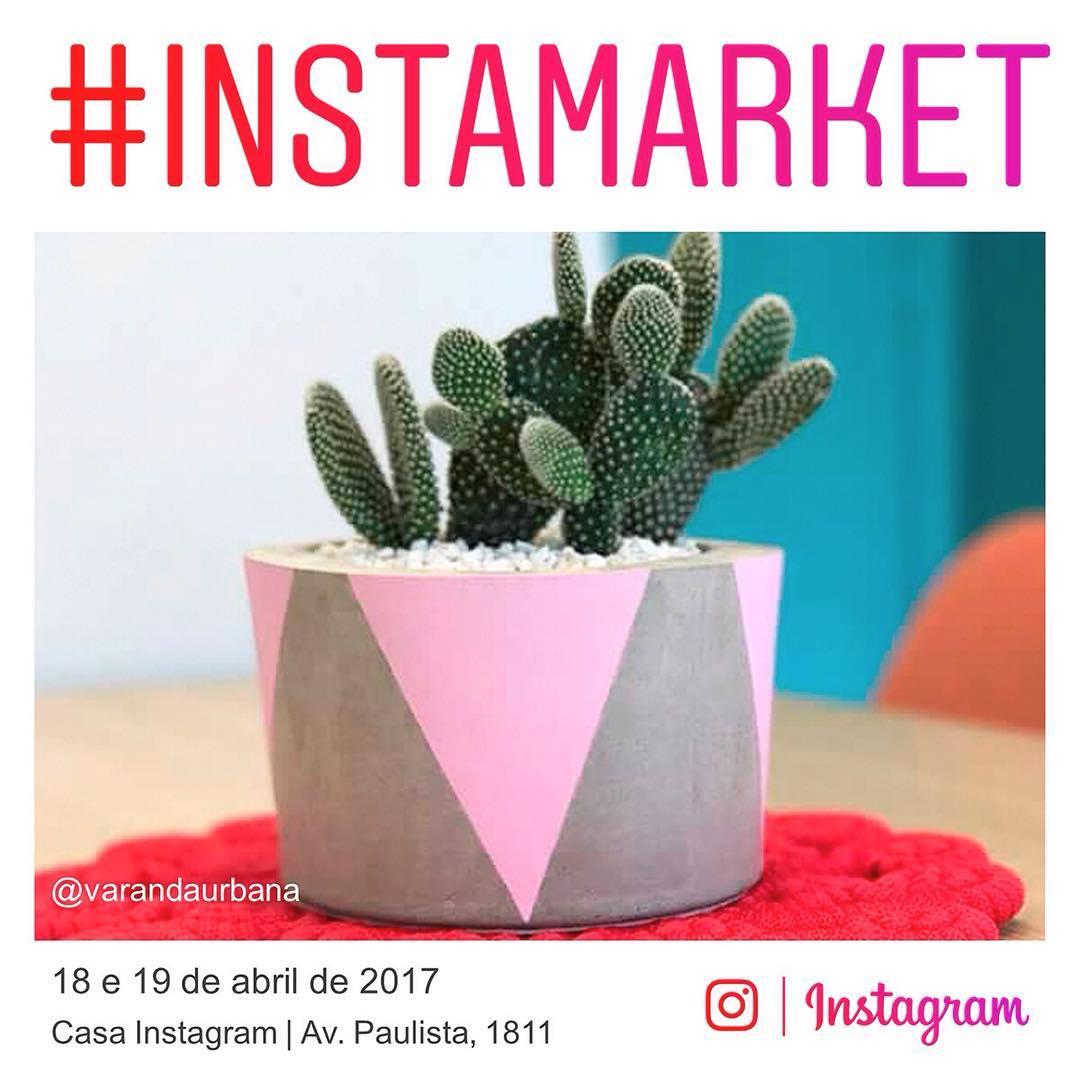 E olha aí o marketing de oportunidade: Karina aproveitou o evento, usou a # e ampliou as chances de vendas (crédito da foto: reprodução Instagram @varandaurbana)