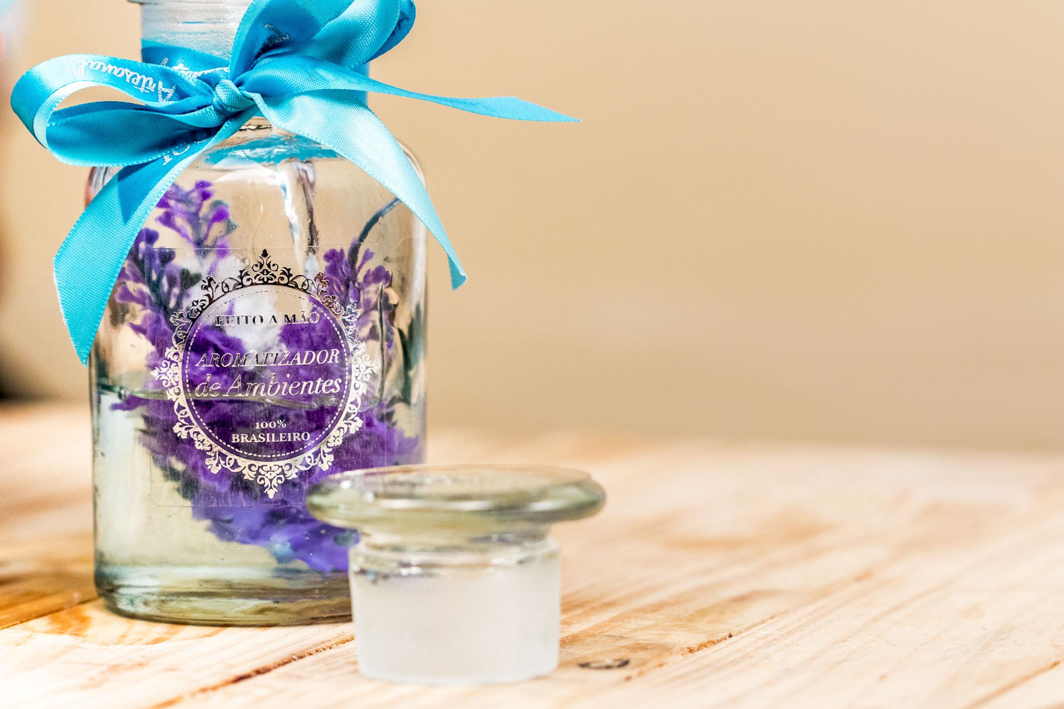 Coloque o seu toque especial e personalize o seu aromatizador: é fácil de fazer e dá um charme a mais para a casa