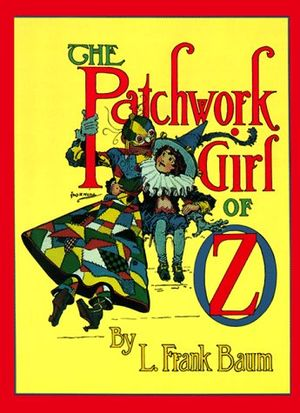 """The Patchwork Girl of Oz"" escrito por L. Frank Baum e dirigido por J. Farrell MacDonald"