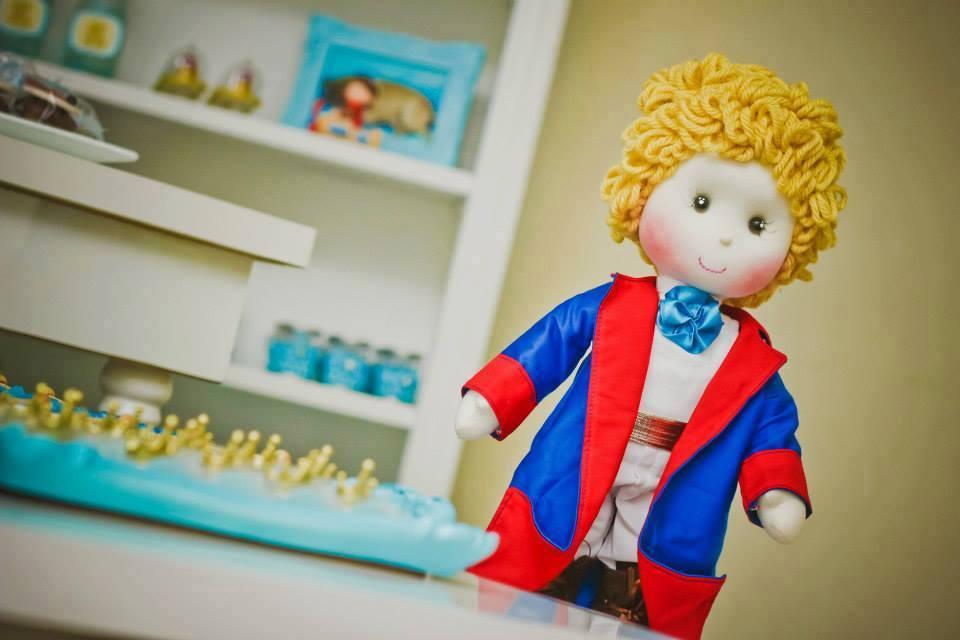Pequeno Príncipe é um clássico infantil. Cabelo é marca registrada de Vanessa