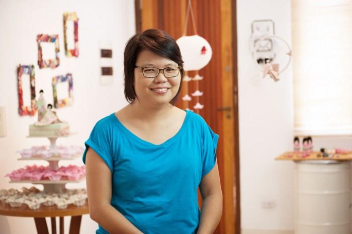 Thais Kato, artesã expert em origami