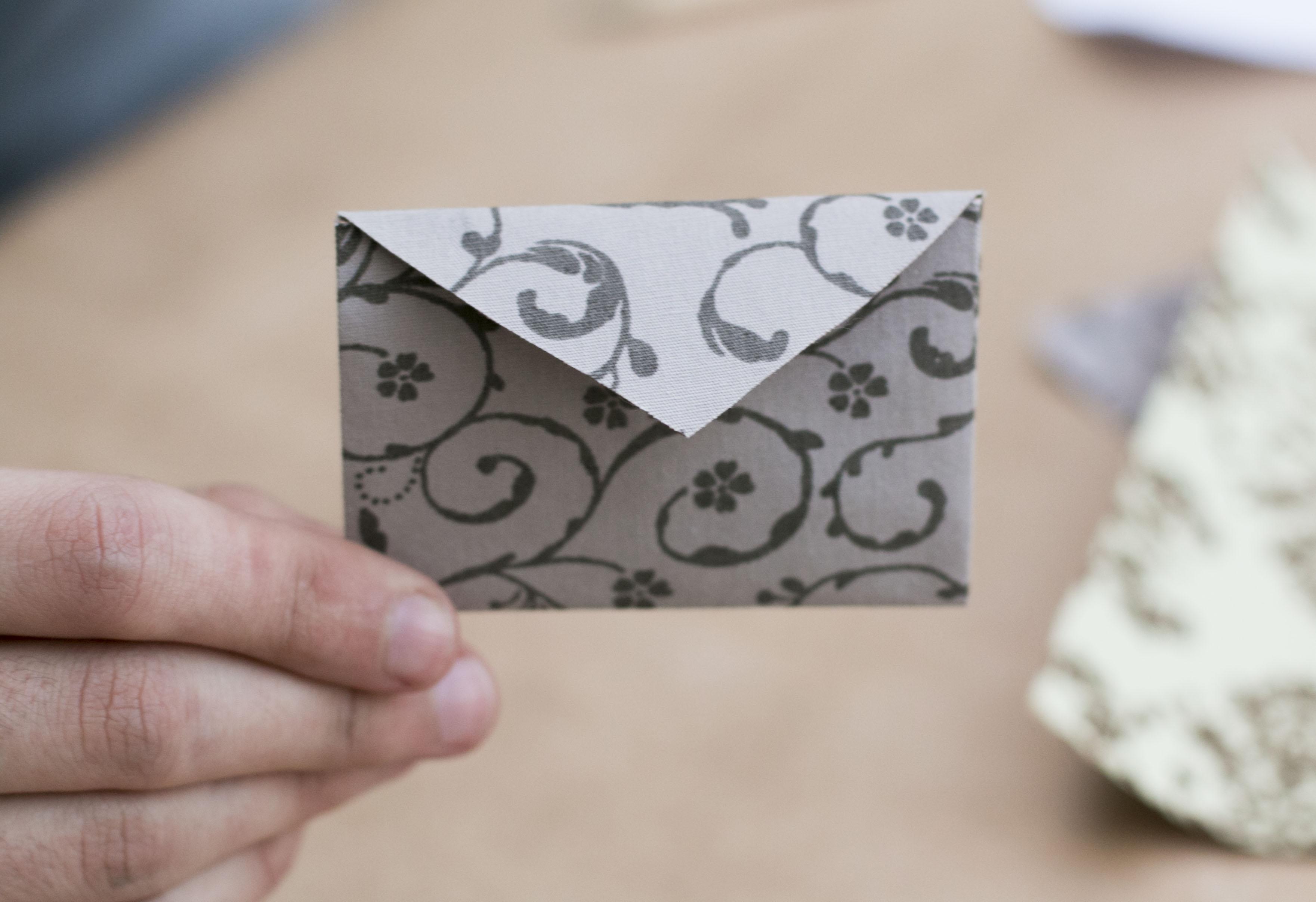 PAP: Envelope de coração - Blog Artesanato e ponto