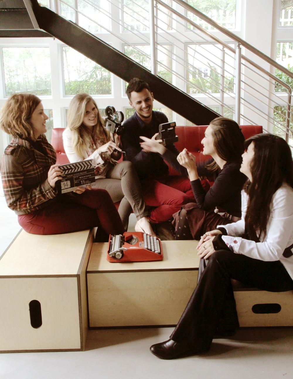 Equipe de artesanato da eduK fala sobre o lançamento do blog Artesanato e Ponto