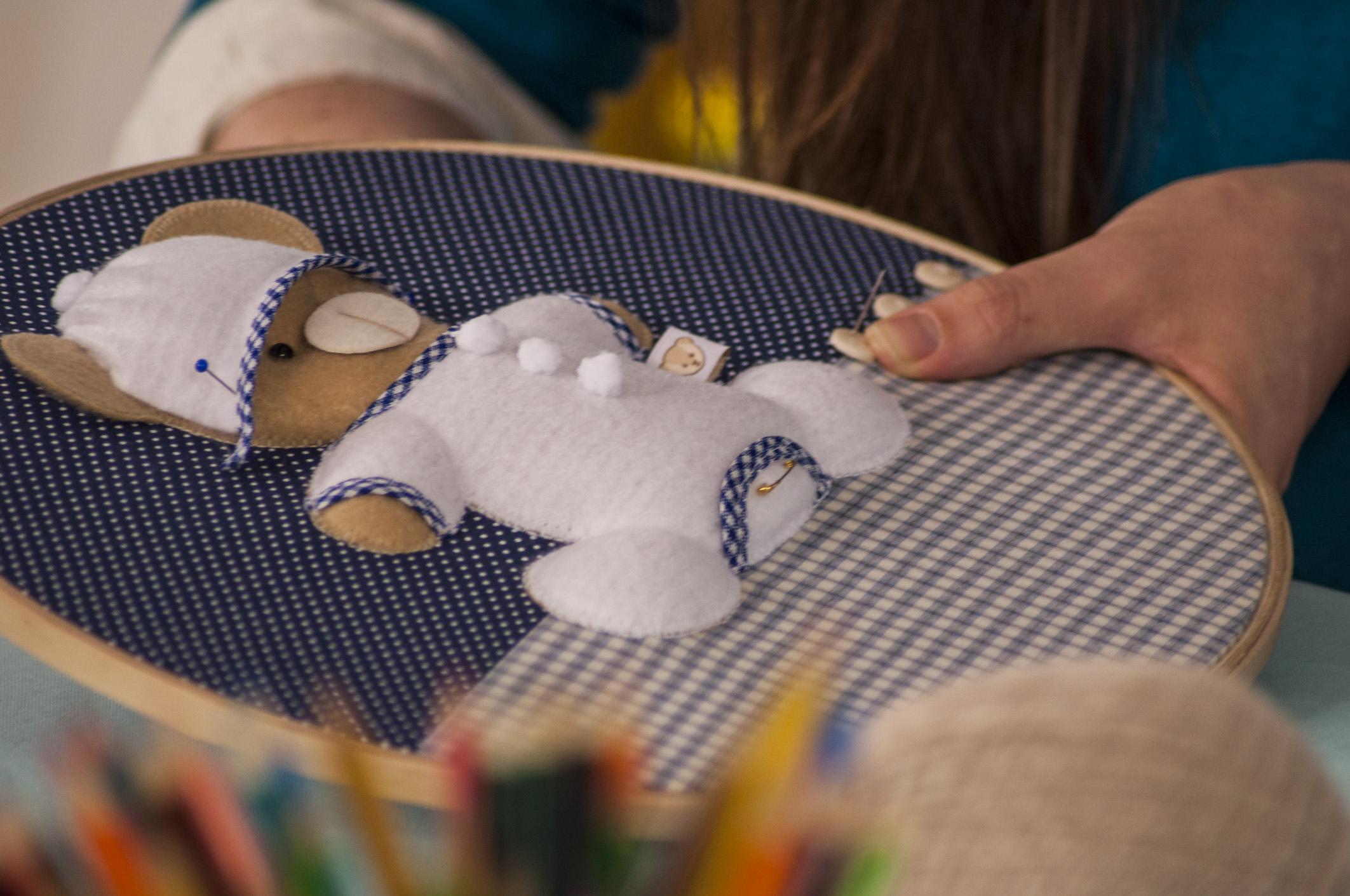 Enxoval Para Beb Mundo Dos Sonhos De D Bora Radtke ~ Artesanato Em Feltro Para Quarto De Bebe Menino