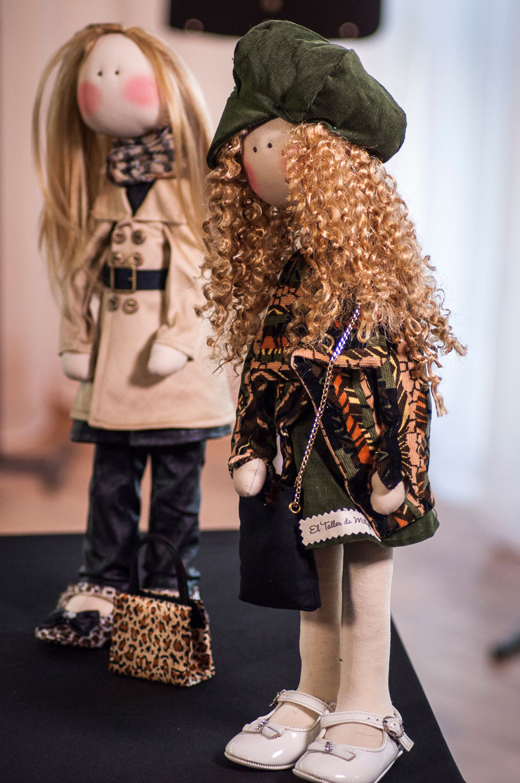 As criações de Millyta. As bonecas inspiradas no mundo fashion