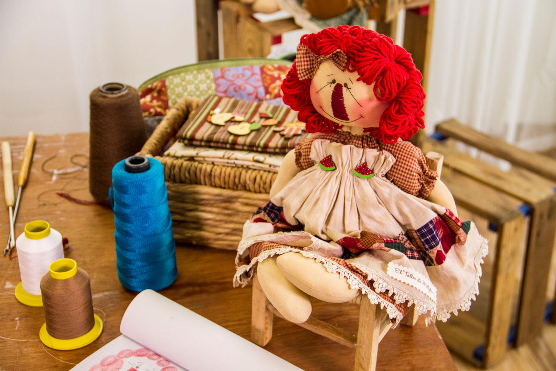 A coleção de Bonecas country de Millyta foi inspirada nas cores e cheiros do México