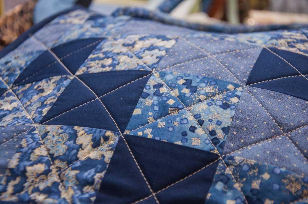 Técnica do patchwork: do clássico ao moderno (crédito das fotos: Karina Díaz)