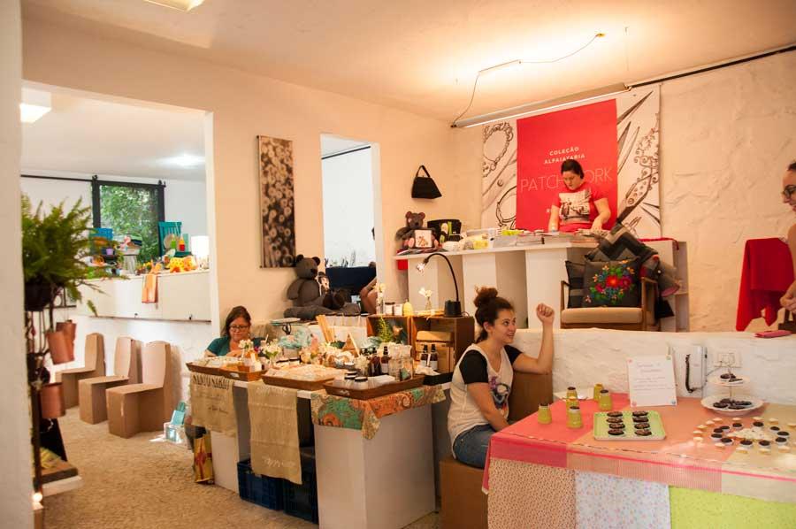 Crafts & Bistrô: uma curadoria de trabalhos artesanais e craft