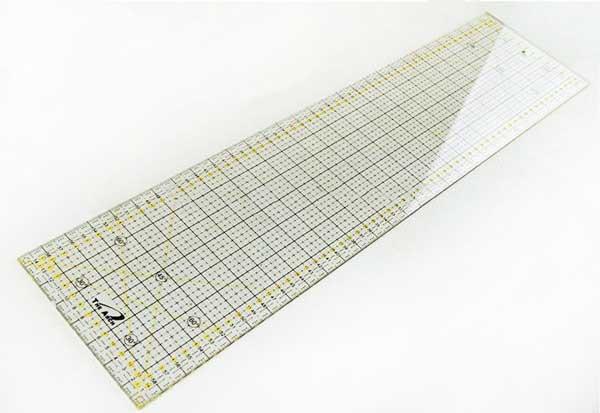 Régua de corte para patchwork (crédito da foto: aliexpress)