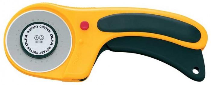 Rotary ou cortador circular (crédito da foto: site olfa)