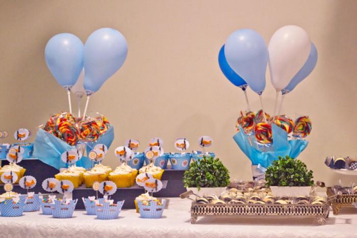 Decoração de mesa feita pela Patty (crédito da foto: Patty Rosset)