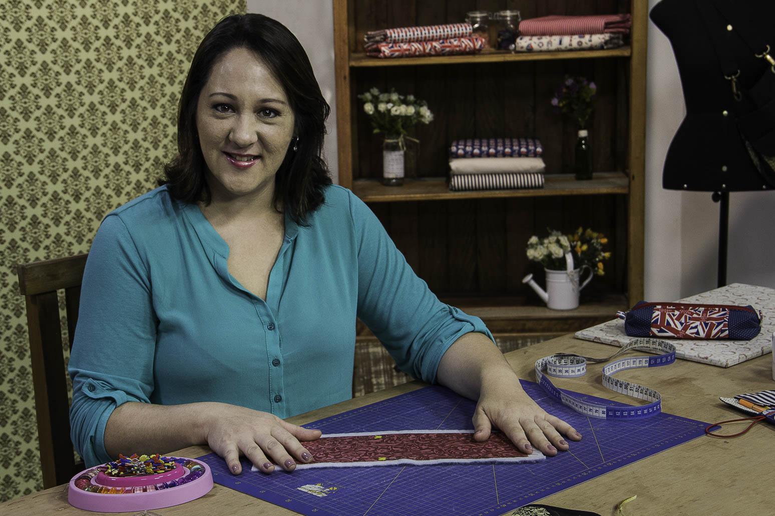 Marcia Satiko criou coragem, largou o emprego fixo e hoje é expert de artesanato na eduK