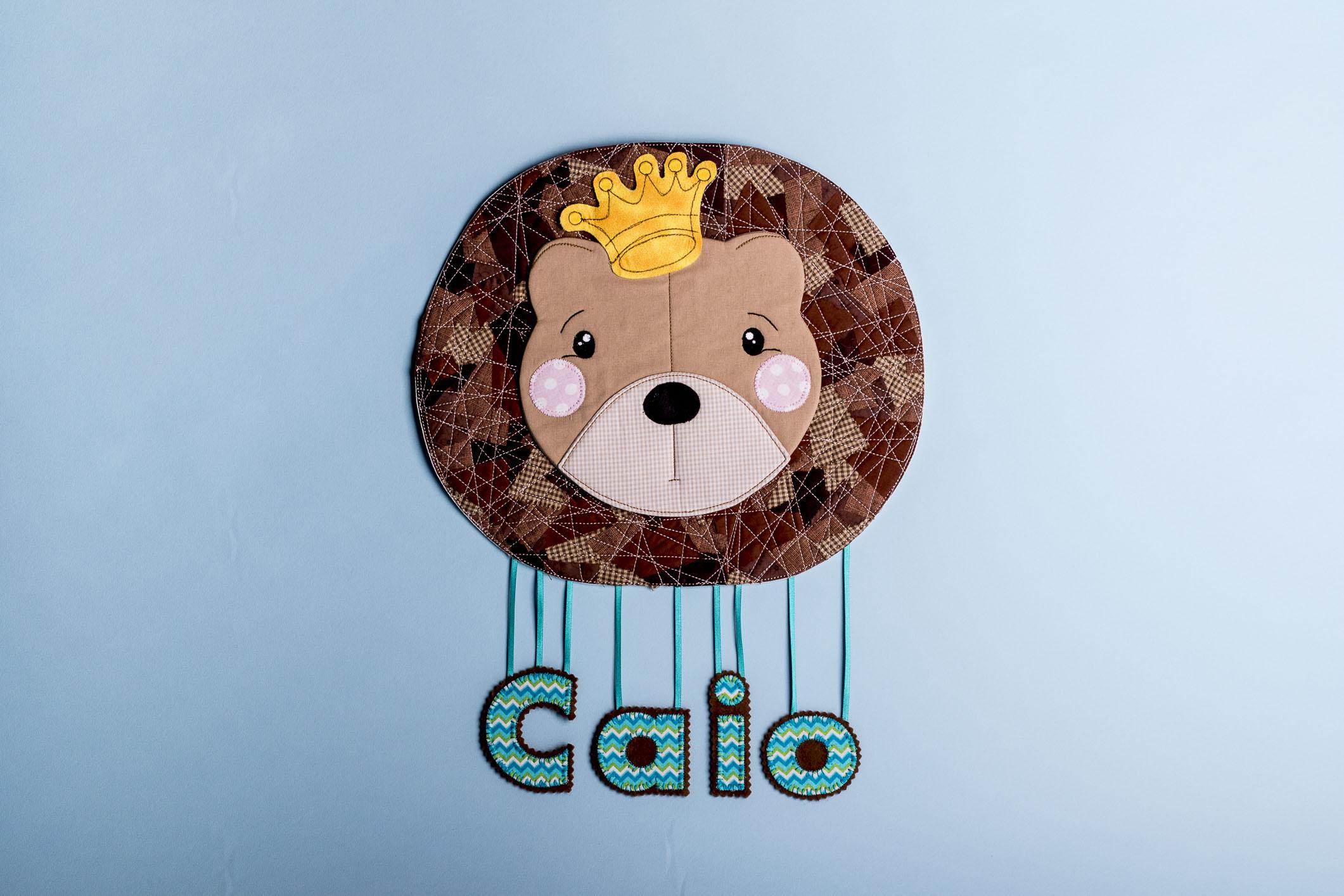 Leão: um dos temas mais pedidos na decoração para os meninos