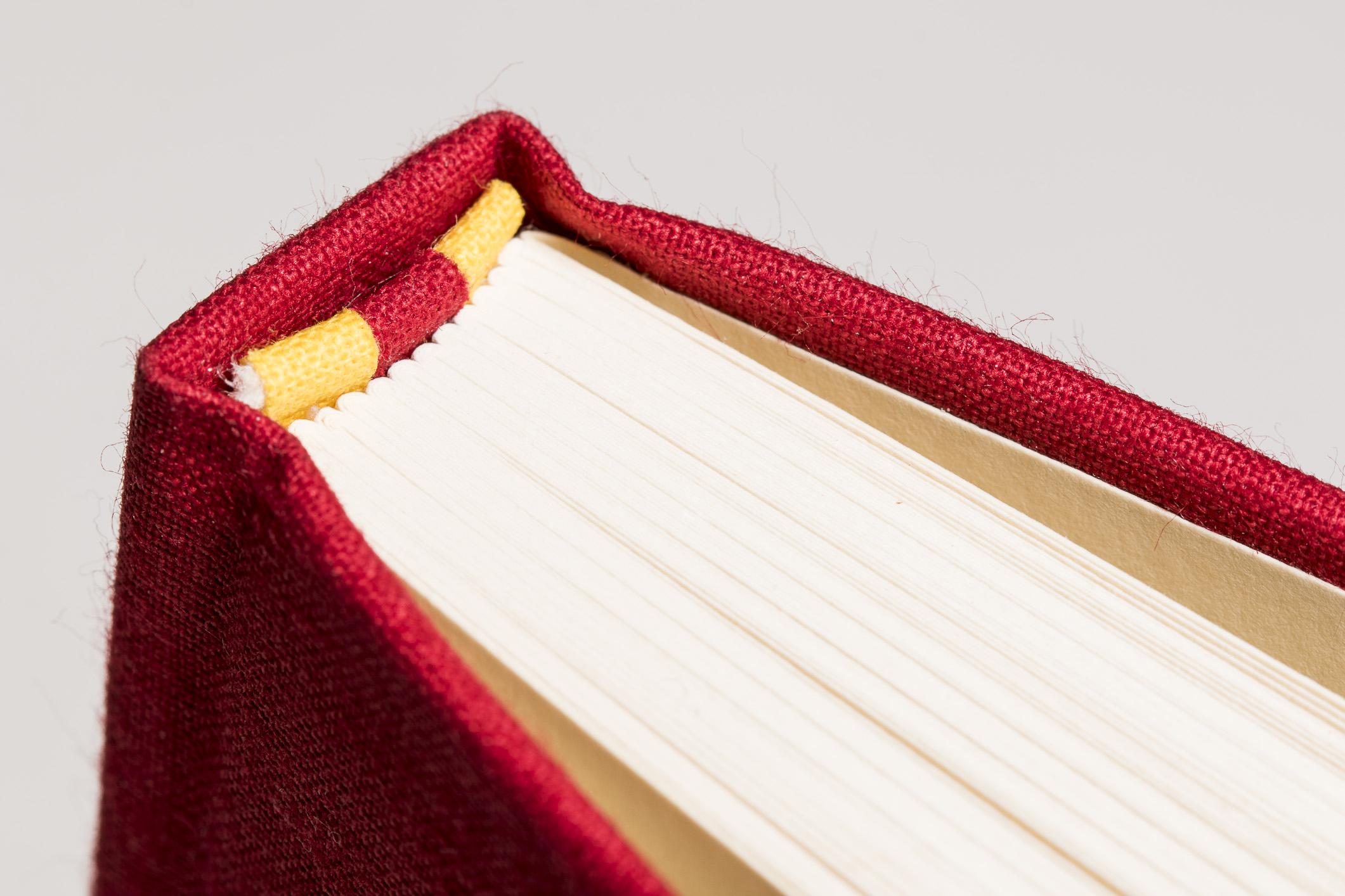 Aprenda a fazer o cabeceado em tecido com 2 cores