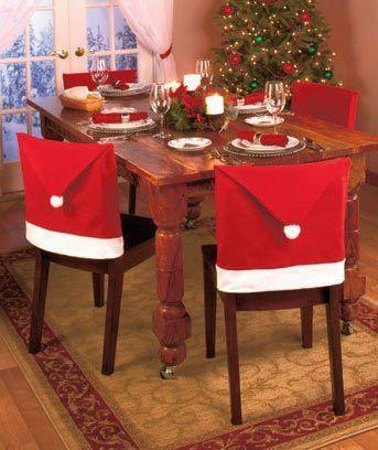 Olha que ideia original de decorção natalina! (crédito da foto www. )