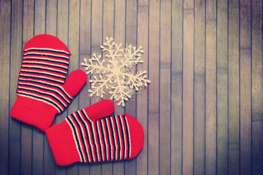 Não importa qual a arte que você faz, ela pode ser um lindo e útil presente de Natal (crédito da foto: Shutterstock)