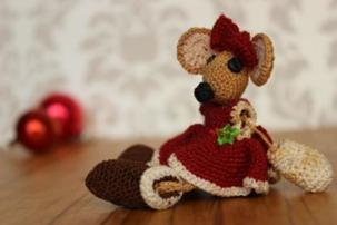 A ratinha segue linda e charmosa a cada ano que passa ;)