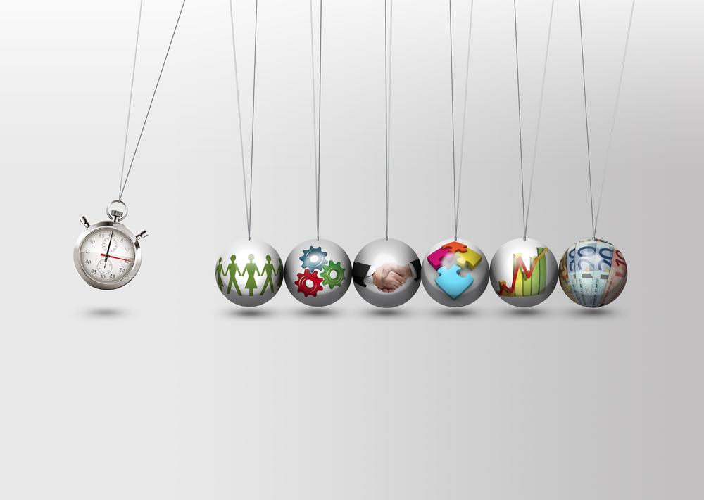 Tudo em nossas vidas gira em torno do tempo. Você sabe como usá-lo a seu favor? (crédito da foto: Shutterstock)